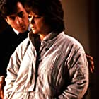 Josiane Balasko and François Cluzet in Trop belle pour toi (1989)