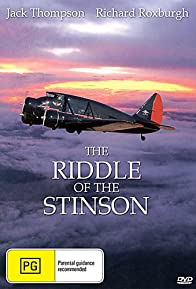 Primary photo for The Riddle of the Stinson