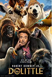 Download Dolittle (2020) Movie