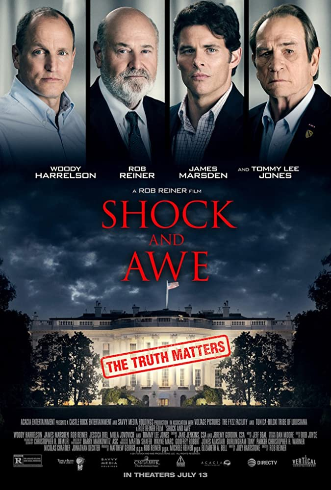 Shock and Awe(2018)