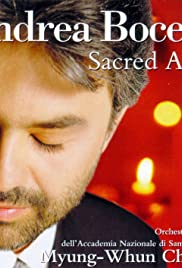 Andrea Bocelli: Sacred Arias Poster