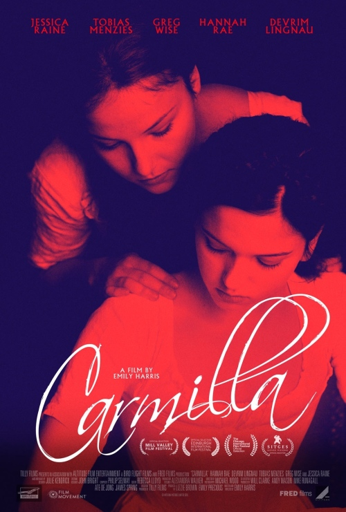 Download Carmilla 2020 English 480p HDRip 300MB