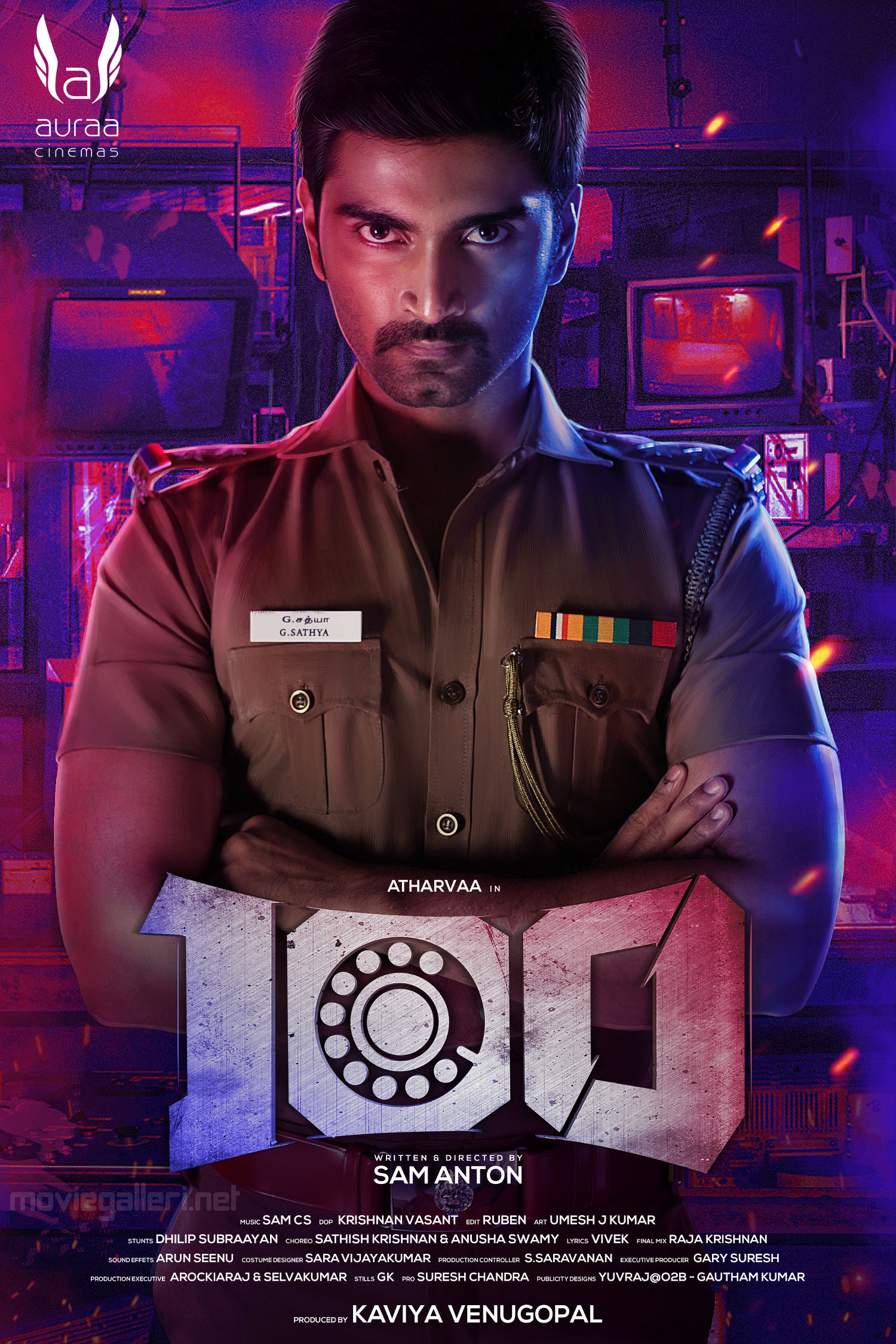 100 2019 Hindi Dual Audio 500MB UNCUT HDRip ESubs Download