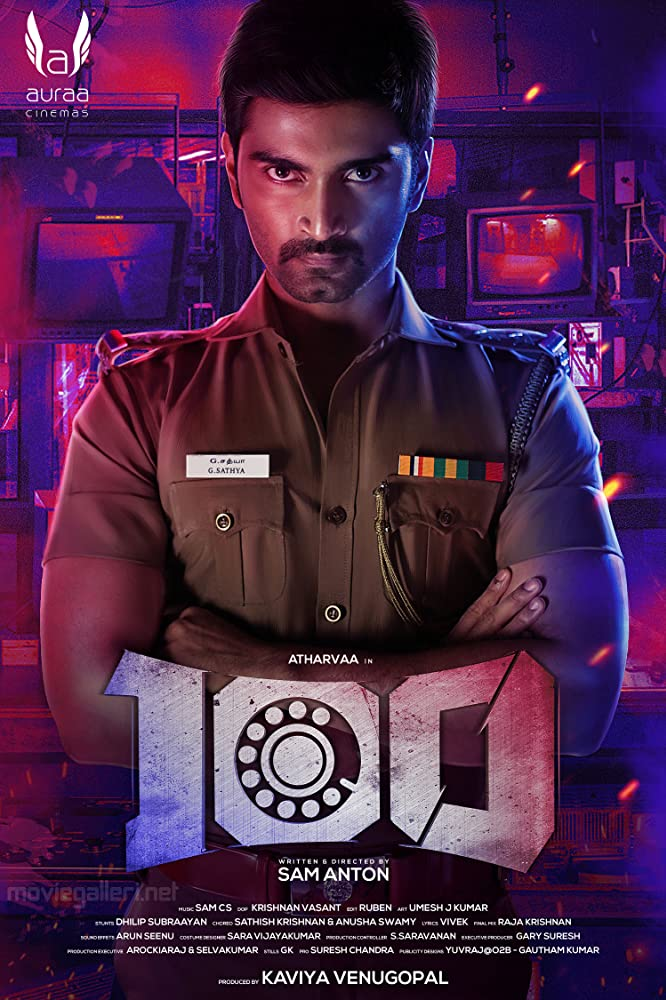 100 (2019) Tamil  Full Movie 480p HDRip 400MB HD