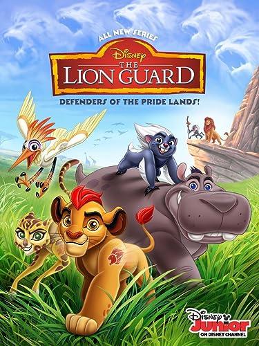 The Lion Guard - Season 3