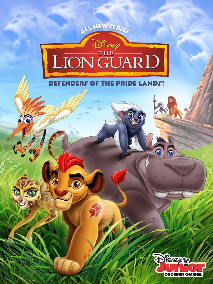 Disney the Lion Guard S01 2020 1080p DSNP+ WEB-DL Hin-Multi AAC 2.0 H264-Telly