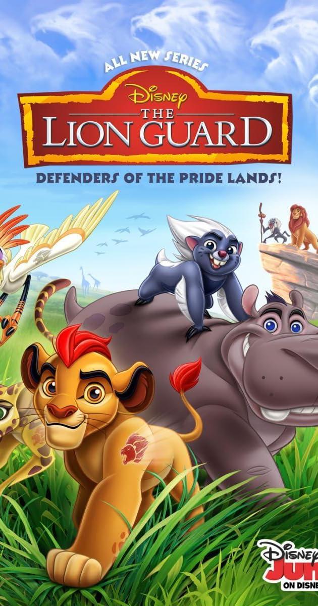 The Lion Guard (TV Series 2016– ) - Full Cast & Crew - IMDb