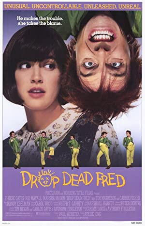 Drop Dead Fred Poster Image