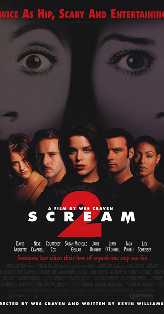 Subtitle of Scream 2