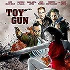 John Hannah, Anthony LaPaglia, Federico Castelluccio, and Hana Sofia Lopes in Toy Gun (2018)