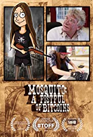 Mosquito: A Fistful of Bitcoins Poster