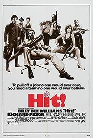 Hit! (1975) Poster - Movie Forum, Cast, Reviews
