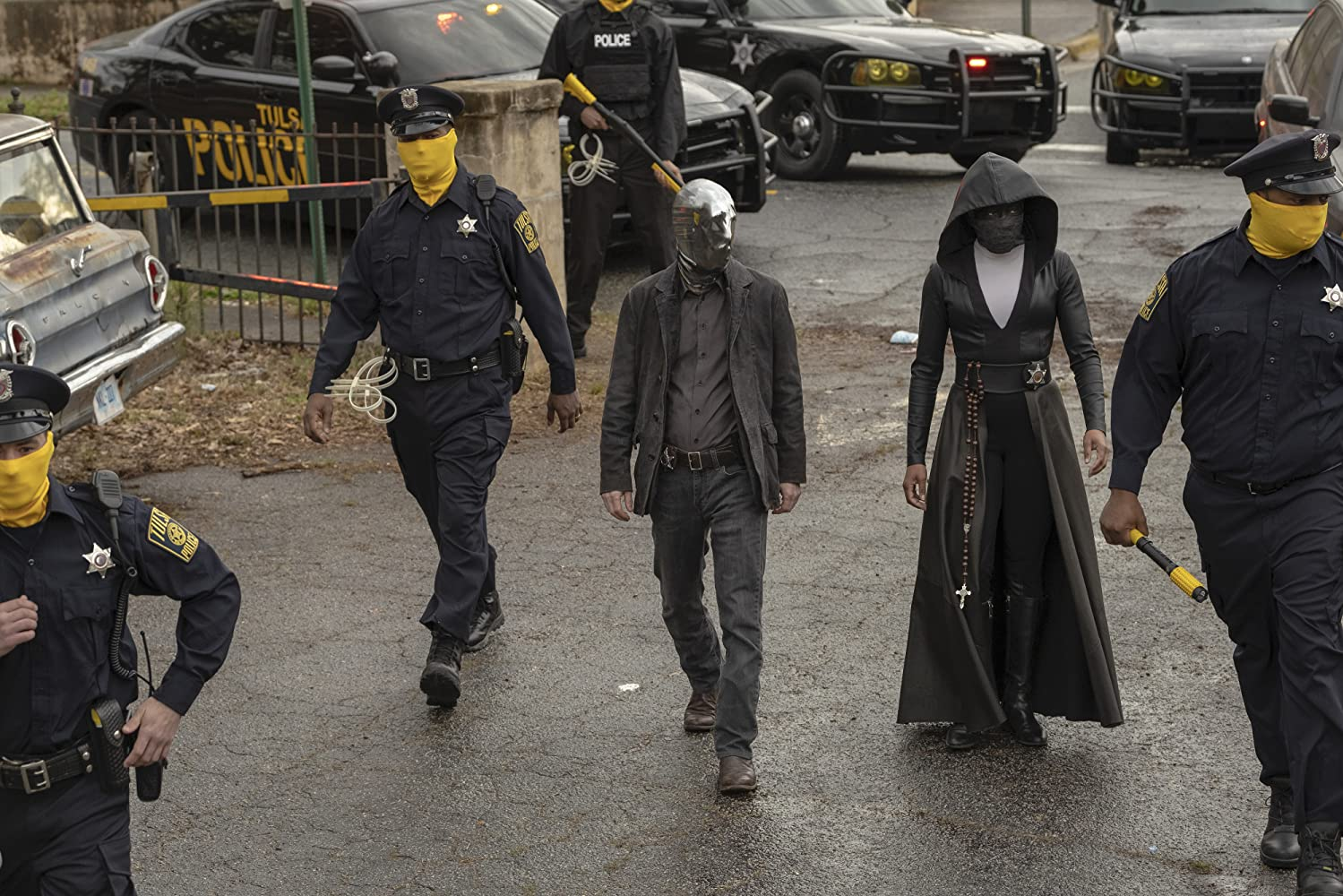 Watchmen (2019) Serial Online Subtitrat in Romana in HD 1080p