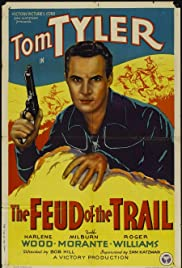 Feud of the Trail Poster