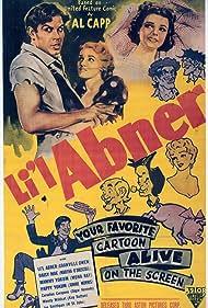 Martha O'Driscoll, Billie Seward, and Jeff York in Li'l Abner (1940)