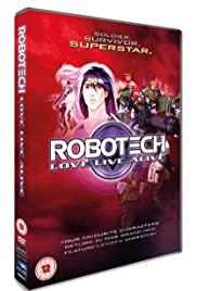 Robotech: Love Live Alive Poster