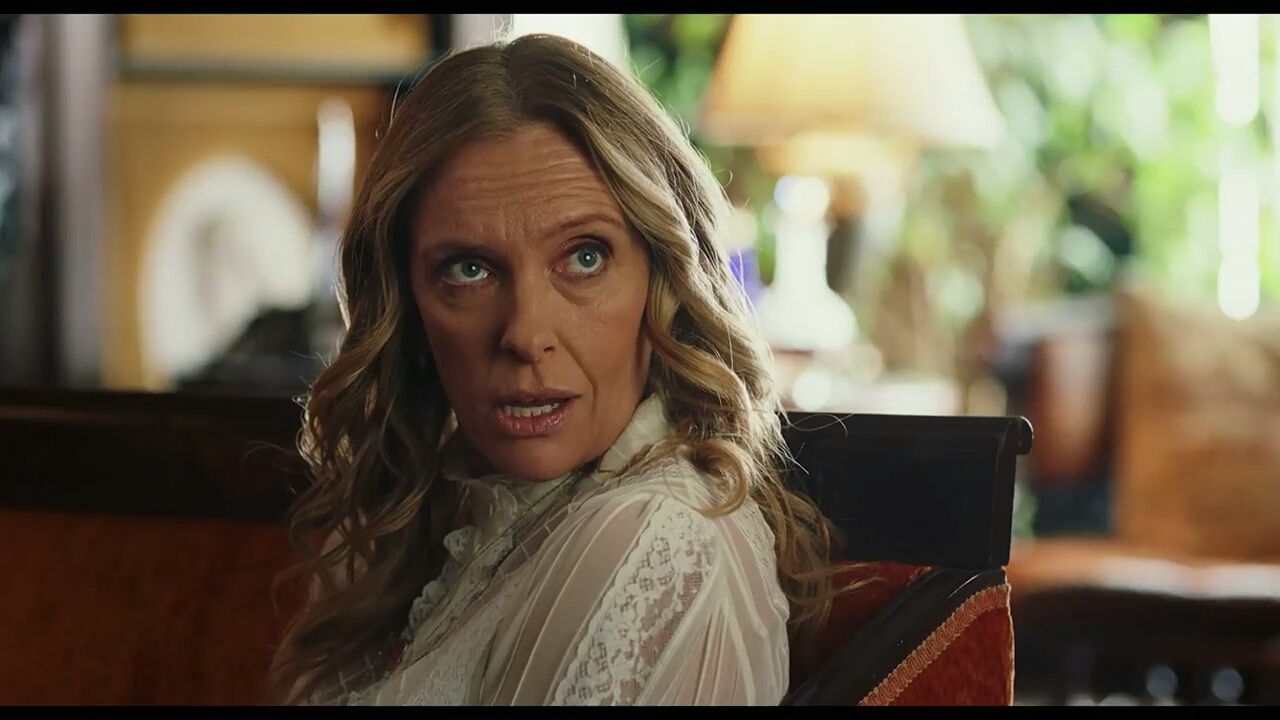 Toni Collette in Knives Out (2019)
