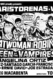 Batwoman and Robin Meet the Queen of the Vampires Poster