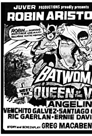 Batwoman and Robin Meet the Queen of the Vampires