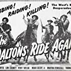 Noah Beery Jr., Lon Chaney Jr., Alan Curtis, and Kent Taylor in The Daltons Ride Again (1945)