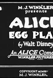 Alice's Egg Plant Poster