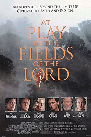 Where to stream At Play in the Fields of the Lord