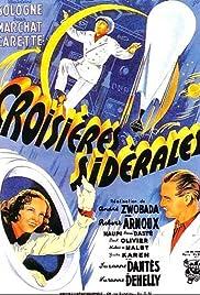 Croisières sidérales Poster