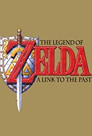 The Legend of Zelda: A Link to the Past Poster