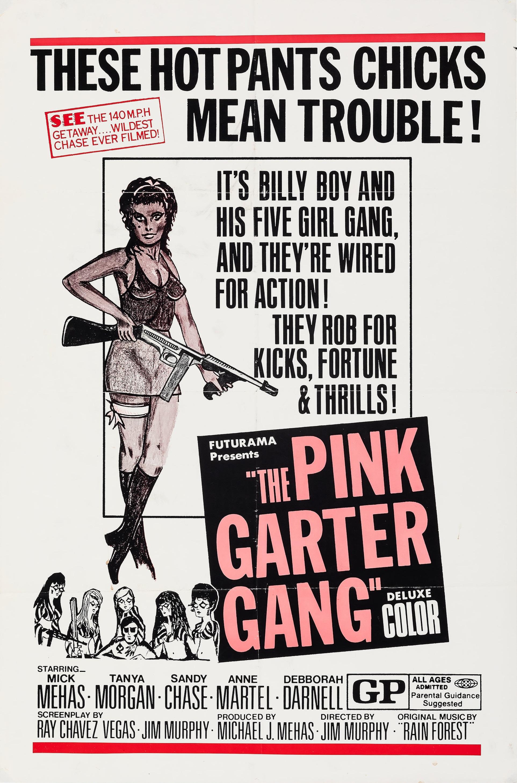 The Pink Garter Gang (1971) - IMDb