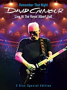 Movie dvdrip download David Gilmour Remember That Night by David Mallet [1280p]