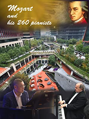 Mozart and his 260 Pianists