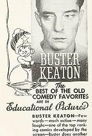 Buster Keaton in Three on a Limb (1936)
