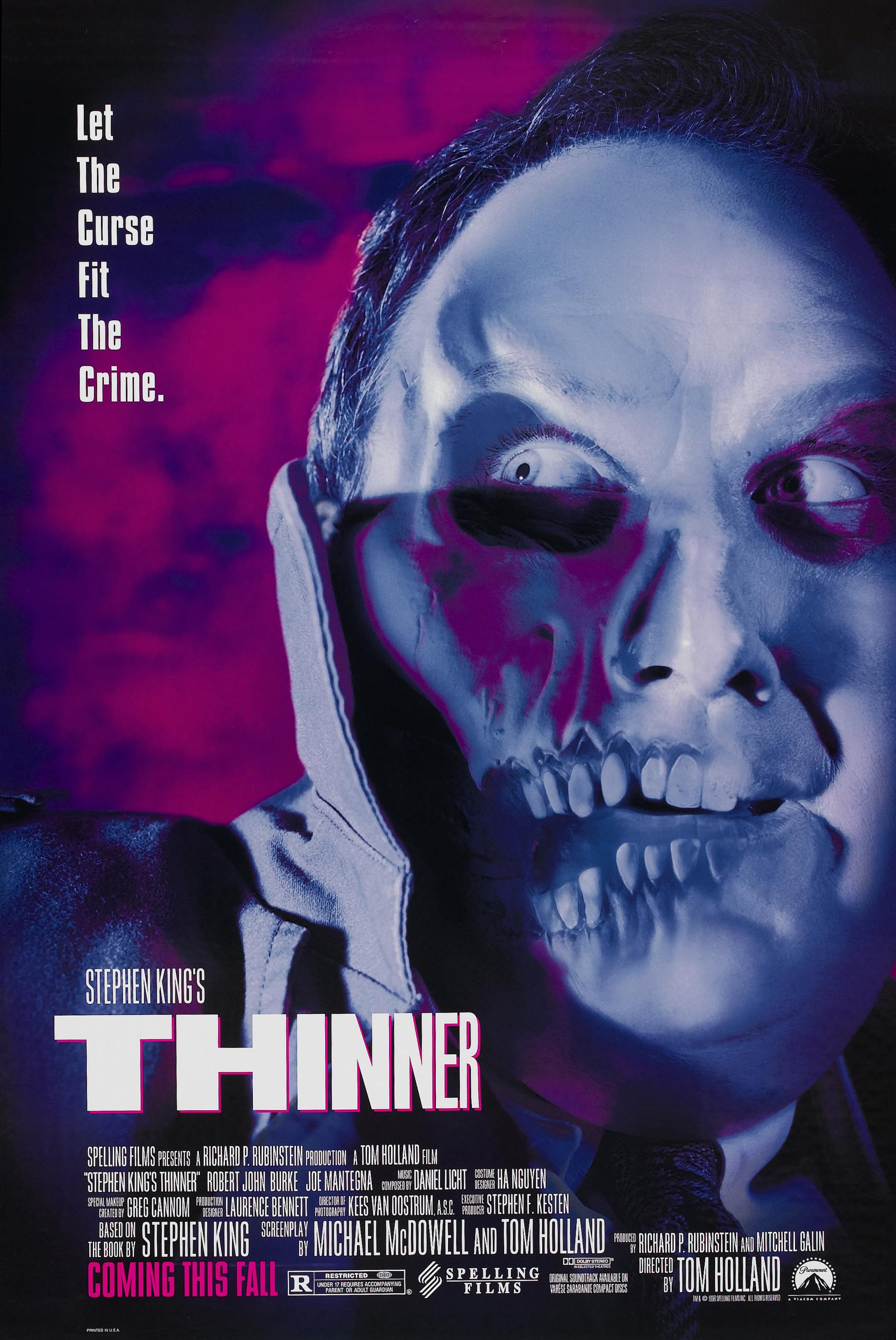 ดูหนังออนไลน์ Thinner (1996)