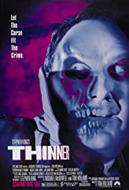 Thinner (1996) Poster - Movie Forum, Cast, Reviews