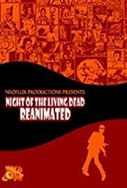 Night of the Living Dead: Reanimated & White Settlers Poster