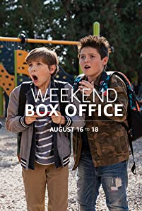 Here's a rundown of the top performers at the domestic box office for the weekend of Aug. 16 to 18.