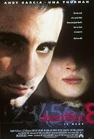 Uma Thurman and Andy Garcia in Jennifer Eight (1992)