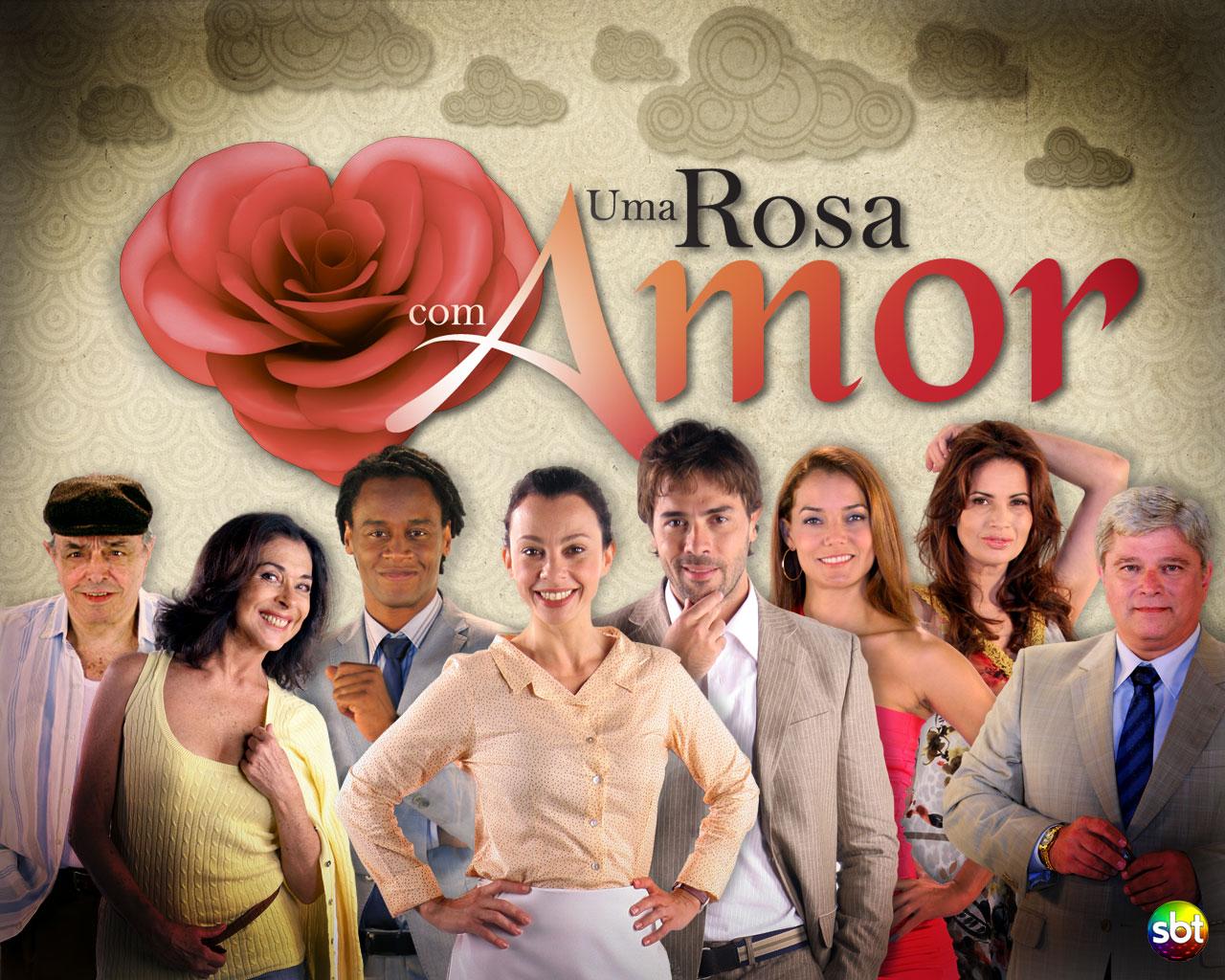 Uma Rosa com Amor (2010)
