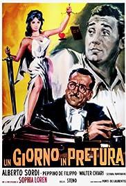 A Day in Court (1954) Un giorno in pretura