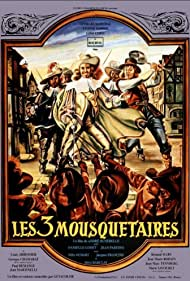 Georges Marchal in Les 3 Mousquetaires (1953)