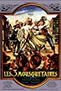 The Three Musketeers (1953) Poster