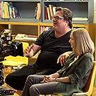 Mark Pellington and Amanda Seyfried in The Last Word (2017)