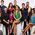 Bec Hewitt, Jamie Durie, Luke Jacobz, Ada Nicodemou, Tom Williams, Fifi Box, Lincoln Lewis, Erin McNaught, Jessica Gomes, Renee Bargh, Manu Feildel, Kyly Clarke, Matty Johnson, and Schapelle Corby in Dancing with the Stars (2004)