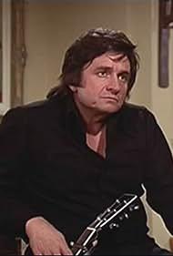 Johnny Cash in Swan Song (1974)