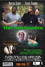 The Two Gamers Poster