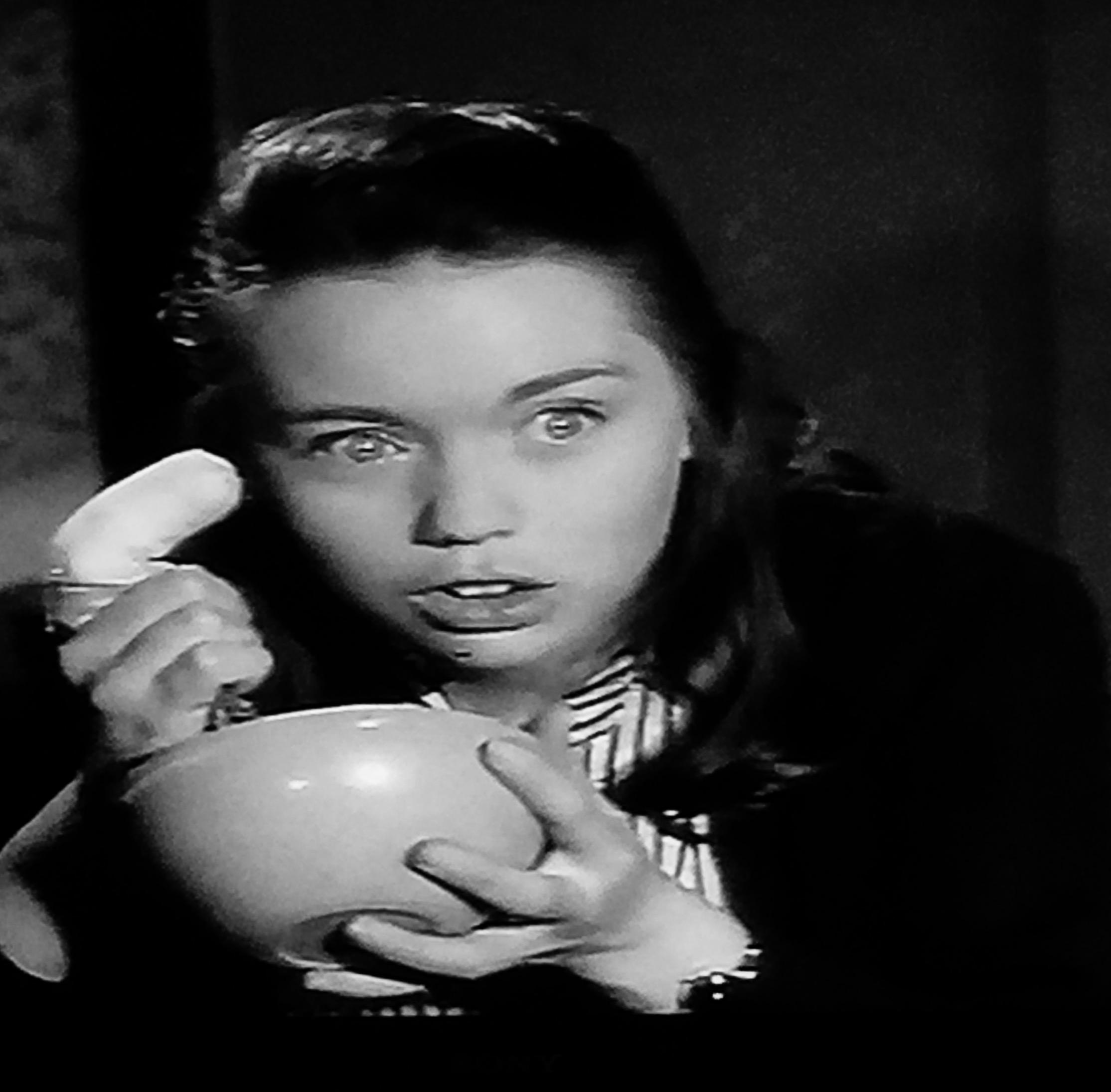 Janina Faye in Don't Talk to Strange Men (1962)