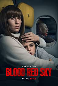 Blood Red Sky (2021) HDRip English Movie Watch Online Free