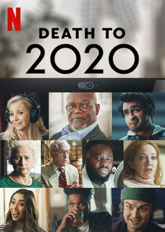 Death to 2020 2020 English HDRip 300MB Watch Online and Download
