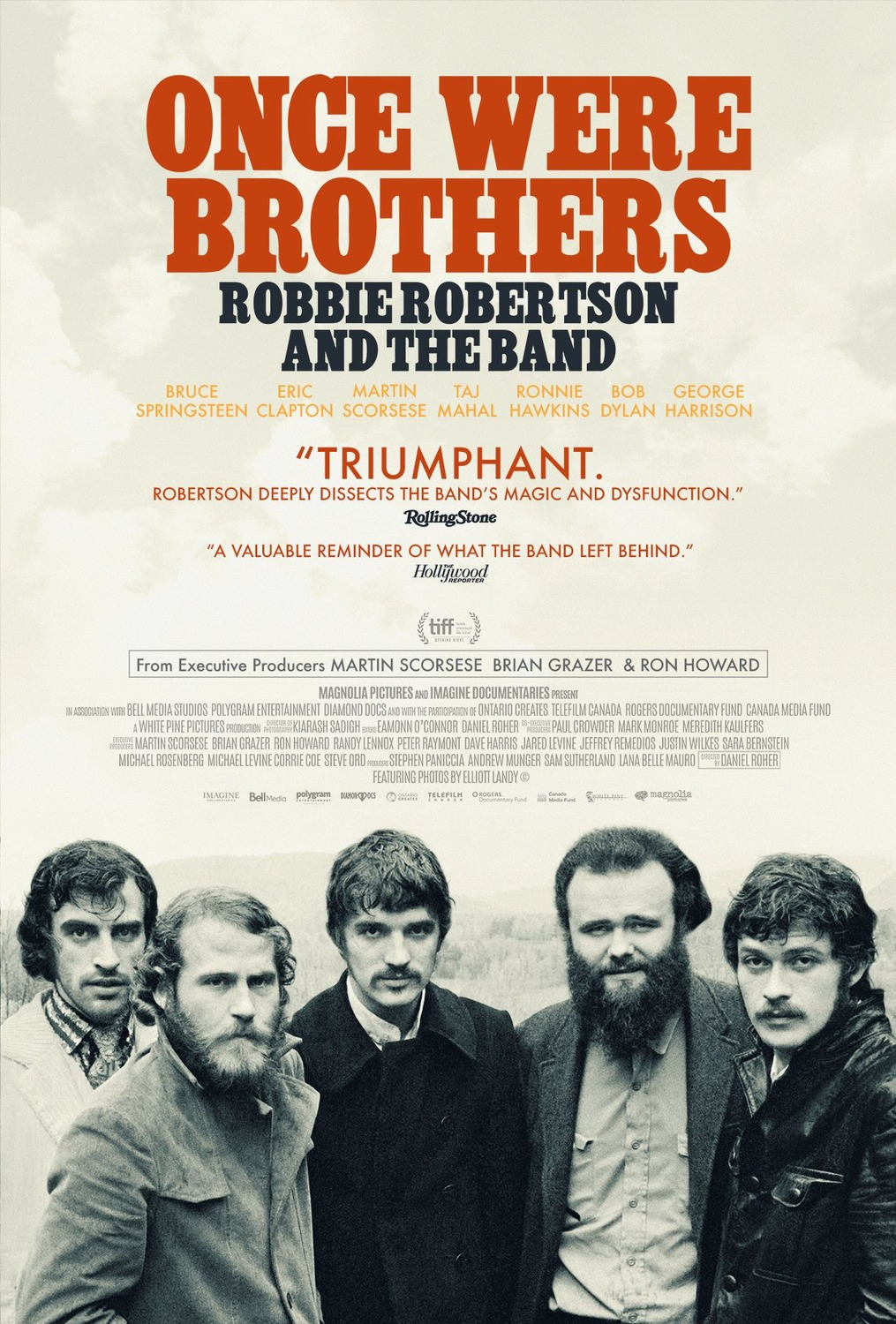Once Were Brothers: Robbie Robertson and the Band (2019) - IMDb