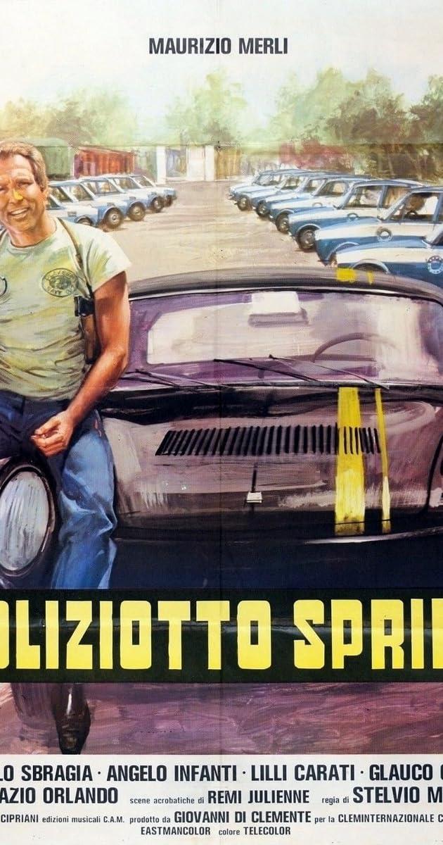 Subtitle of Poliziotto sprint